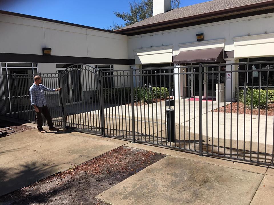 Central Florida Fence Fence Company